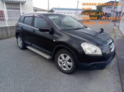 Nissan Dualis. NJ10, MR20