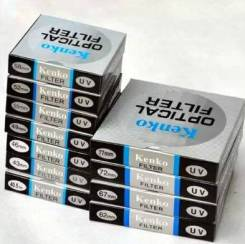 Фото фильр kenko 58мм UV. Для Canon, Nikon, диаметр 58 мм
