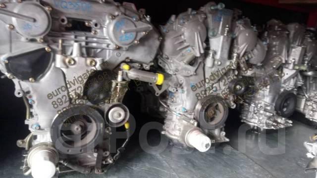 Двигатель VQ35DE Nissan Murano Z52 3.5l