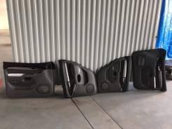 Обшивка двери. Toyota Land Cruiser Prado, GRJ120, GRJ120W, KDJ120, KDJ120W, KDJ125, KDJ125W, KZJ120, LJ120, RZJ120, RZJ120W, RZJ125, RZJ125W, TRJ120...