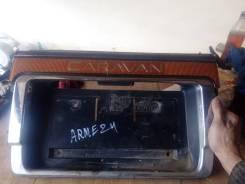 Рамка для крепления номера. Nissan Caravan, AEGE24, ARE24, ARGE24, ARME24, ARMGE24, KEE24, KRE24, KRGE24, KRME24 Nissan Homy, AEGE24, ARE24, ARGE24, A...