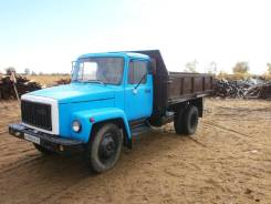 ГАЗ 3307. Продаётся грузовик газ 3307, 2 400куб. см., 5 000кг., 4x2