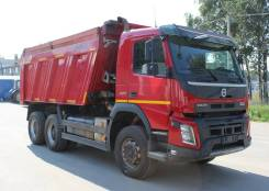 Volvo FM12. Volvo FM 6X4 самосвал грузовой Вольво пробег 109 000 км 2016 год 7 ед, 12 777куб. см., 26 400кг., 6x4