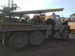 Урал. Продам буровую установку Урб2а2 на базе автомобиля