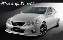 Обвес кузова аэродинамический. Toyota Mark X, GRX130, GRX133, GRX135 2GRFSE, 4GRFSE