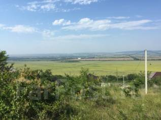 Продам видовой участок в Анапе. 800кв.м., собственность, электричество, от частного лица (собственник)