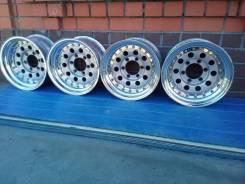 "Dunlop. 8.0x15"", 6x139.70, ET-28, ЦО 108,0мм."