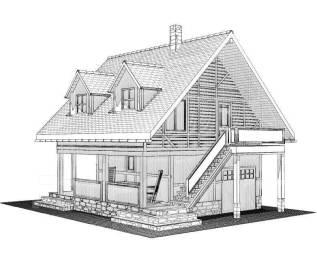 Проектирование деревянных домов, бань, разбрусовка, разбревновка