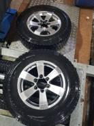 "Продам колеса на Prado. 7.5x17"" 6x139.70 ET25 ЦО 106,2мм."