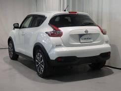 Nissan Juke. вариатор, 4wd, 1.6 (190л.с.), бензин, 33тыс. км, б/п. Под заказ