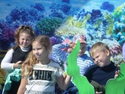 """02.11! Экскурсия в ВДЦ """"Океан и отдых на Шаморе для детей!"""
