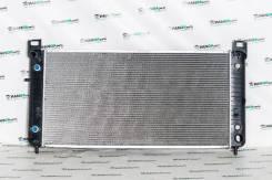 Радиатор охлаждения двигателя CHEVROLET Suburban, Tahoe '00-, CADILLAC Escalade '00-, HUMMER H2 '02-'09 (6.0 л) (CHEV03-6.0, PANDA...