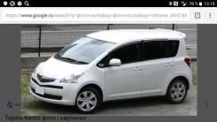 Toyota Ractis. 105 100, 1NZ
