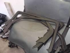 Стекло боковое. Opel Mokka