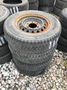 Bridgestone Blizzak Revo 969. Зимние, без шипов, 2011 год, 20%, 4 шт