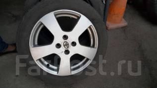 """Продам пару колес на литье R16. x16"""" 4x100.00"""