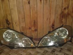 Фары передние ксенон в сборе с лампочками с аукционного автомобиля Toyota Ipsum