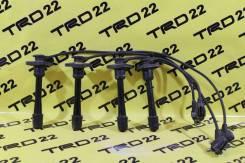 Высоковольтные провода. Toyota Carina, AT211 Toyota Corona, AT210, AT211 Toyota Caldina, AT191, AT191G, AT211, AT211G Двигатели: 7AFE, 4AFE