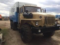 Урал 4320. грузовой фургон-2001г., 11 000куб. см., 8 000кг., 6x6