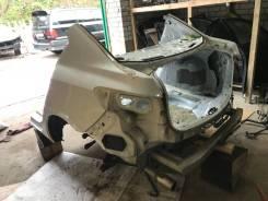 Задняя часть автомобиля. Mazda Mazda3 Mazda Axela, BL5FP, BL5FW, BLEAP, BLEAW, BLEFP, BLEFW, BLFFP, BLFFW Двигатели: PEVPS, LFVDS, LFVE, ZYVE