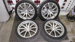 "Комплект колес Yokohama Kreutzer Series X 17"" 8J ET38. 8.0x17"" 5x114.30 ET38"