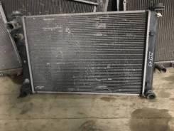 Радиатор охлаждения двигателя. Toyota Opa, ZCT15