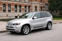 Бампер. BMW X5, E53. Под заказ