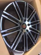 """Porsche. 9.5x20"""", 5x130.00, ET50, ЦО 71,6мм."""