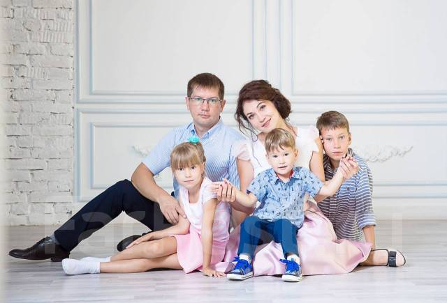 Семейный Художник-Фотограф по выгодной цене! Акция! Всего за 3000р.