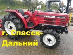 Shibaura. Продам японский мини трактор D265F с фрезой, 26 л.с. Под заказ