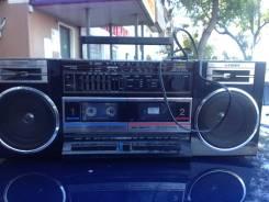 Магнитола Фишер , Япония двухкассетник + радио .