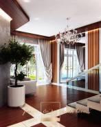 Дизайн-проект интерьера загородного дома, S 196 м2 от De'Art™ Studio. Тип объекта интерьеры, коттедж, срок выполнения месяц