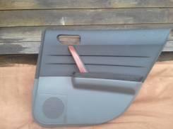 Обшивка двери задняя правая Nissan Teana