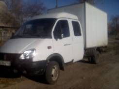 ГАЗ ГАЗель Фермер. Продаётся грузовик газель бизнес фермер, 2 400куб. см., 1 500кг., 4x2