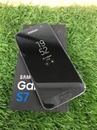 Samsung Galaxy S7. Б/у, 32 Гб, Черный, 3G, 4G LTE, Dual-SIM