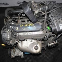 Двигатель в сборе. Daihatsu: Tanto, Hijet, Max, Atrai, Hijet Hybrid, Naked, Mira, Hijet Truck, Move, Mira Gino, Move Latte, Mira Avy, Opti Двигатель E...