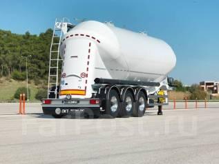 OKT Trailer. Алюминиевый цементовоз ., 27 000кг. Под заказ