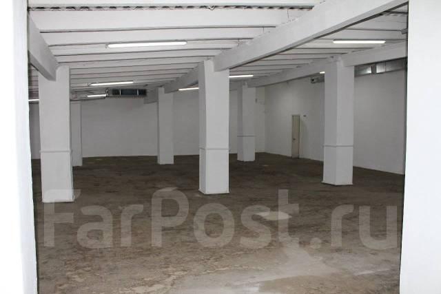 Теплый капитальный склад 550 кв. м. на Второй речке. 550кв.м., улица Енисейская 32, р-н Вторая речка
