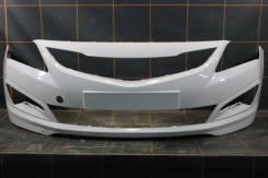 Бампер передний - Hyundai Solaris (2014-17гг)
