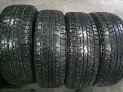 Dunlop SP Winter ICE 01. Зимние, шипованные, без износа, 4 шт