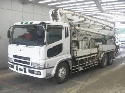 Mitsubishi Fuso Super Great. бетононасос, 17 729 куб. см., 32,00 м. Под заказ