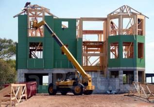 Строительство домов, бань, помещений, большой опыт есть техника!