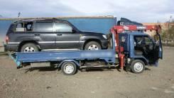 Mazda Titan. Продам грузовик с кму мазда титан, 4 000куб. см., 4x2