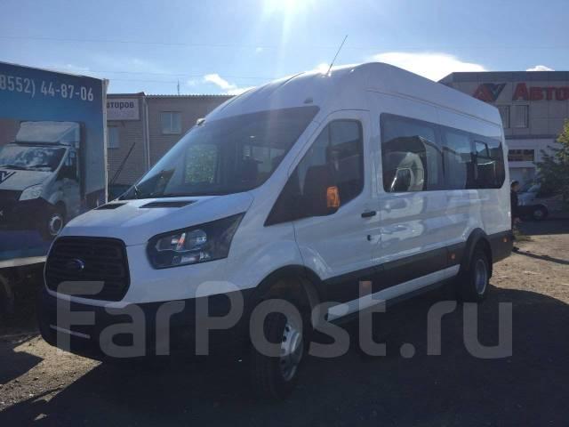 Ford Transit. Ford transit автобус 2018 года выпуска, 19 мест