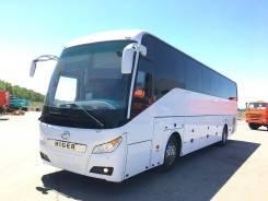 Higer KLQ6128K. Продается автобус нового поколения Higer KLQ 6128, 55 мест, В кредит, лизинг
