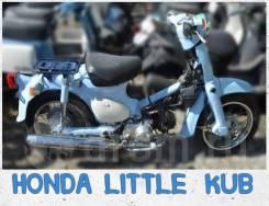 Honda Little Cub. 49куб. см., исправен, без птс, без пробега