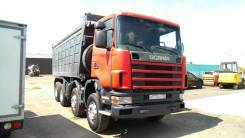 Scania R480. Самосвал Скания R480 2004 год, 14 000куб. см., 40 000кг., 8x4