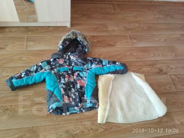 3e8cfc6c42f9 Продам зимняя верхняя одежда на мальчика 3-4 года - Детская одежда в ...
