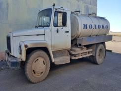 ГАЗ 3307. Газ 3307 - молоковоз 2008г. в., 4 500кг., 4x2