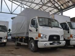 Hyundai 70DS-7E. Бортовой автомобиль Борт тент сталь 5.2х2.2, 4 775кг., 4x2
